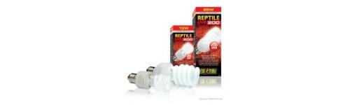 Ampoules avec UVA-UVB